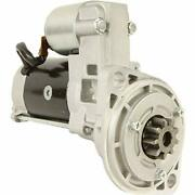 New Db Electrical 410-44064 Starter Compatible With/for Yanmar Tractor Models...