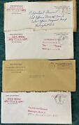 Lot Of Over 1500 Military Related Penalty Envelopes War Department Army Dept And