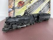 Lionel 2037, Steam Locomotive, 6026w Whistle Tender, Tested And Runs Great