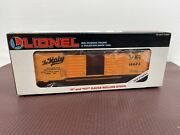 Lionel The Katy M-k-t 16623 O And O27 Gauge Rolling Stock Car, New Old Stock