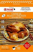 Noh Foods Of Hawaii Chinese Seasoning Mix Roast Chicken 3 Pound Pack Of 5