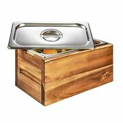 Kitchen Compost Bin- 1.6 Gal Smell Proof Rust Proof Stainless Steel Large