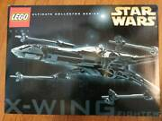 Lego Star Wars Ucs X-wing Fighter 7191 In 2000 New Retired Sealed Box