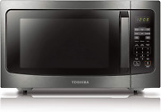 Toshiba Ml-em45pbs Countertop Microwave Oven With Smart Sensor Sound On/off F