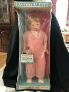 Baby 2 Year Old A Real Life Size Walking Friend By Eugene Dolls And Novelty Co.