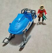 Toys R Us Chap Mei Animal Planet Rugged Snowmobile And Driver Only