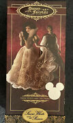 D23expo Disney Designer Doll Limited Edition 600 Snow White Fairytale Collection
