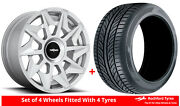 Alloy Wheels And Tyres 20 Rotiform Cvt For Cadillac Cts [mk2] 08-13