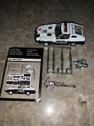 Transformers G1 Prowl 1984 Hasbro With Instructions Original