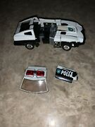 Prowl G1 Vintage Transformers 1984 For Parts