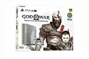 Ps4 Pro God Of War Edition Japan 1tb Playstation 4 Sony Game Console