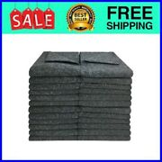 24 Textile Moving Blankets 54 X 72 Excellent Professional Quality Pad