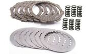 Wiseco Clutch Plates/springs/pack Kit Cpk048 For Yamaha Yz250f Team
