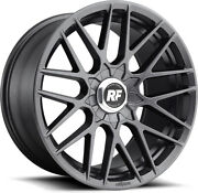 Alloy Wheels 20 Rotiform Rse Grey For Mercedes Gle-class Coupe C292 15-19