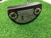 Titleist Scotty Cameron Select Golo S Putter 34 Inches Very Good