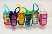 12 Pc Bath And Body Works Anti Bacterial Gel Hand Sanitizer Pocketbac Classic