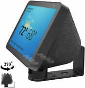 Echo Show 8 Wall Mount Stand Aluminum Swivel Stand Stand For Echo Show 8