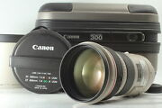 [top Mint In Trunk] Canon Ef 300mm F2.8 L Is Usm Ultrasonic Af Lens From Japan