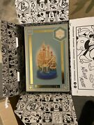Disney Store Ariel Castle Collection Light-up Figurine, 8 Of 10 In Hand