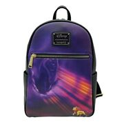 Loungefly Lion King Mufasa Scene Backpack Pre-order