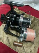 Daiwa Tournament Iso Long Throw Ss-3000 / With Ss-5000 Spool / Used