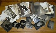 Lot Of Antique Photographs Tintypes And Rppcs - Archie And Carrie Griffin Family