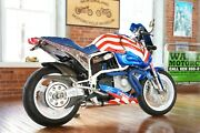 2002 Buell Lightning 2002 Buell X1 Lightning The Patriot Missile With Only 900 Miles It Is Pristine