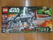 Lego Star Wars At-te 75019 In 2013 Used Retired
