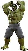 Secondhand Movie Masterpiece Avengers/age Of Ultron Hulk Dx Version 1/6 Scale