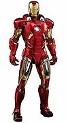 Secondhand Avengers 1/6 Scale Figure Iron Man Mark