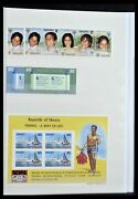 Lot 34528 Stamp Collection British Commonwealth/thematics 1952-2015