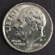 A Savage Deal Of The Week 4 Broadstruck, Mint State Roosevelt Dime Lots.