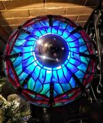 Most Beautiful Dragon Fly Lamp Stained Glass In The Studio Tradition