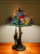Peacock Lamp Limited Edition Discontinued.