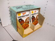 French's 1974 Oven Fried Chicken Fixins Seasoning Mix 8 Packet Store Display B