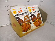 French's 1974 Oven Fried Chicken Fixins Seasoning Mix 8 Packets Store Display