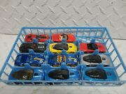 Lot Of 83 Customized Hot Wheels Corvettes Mostly Wheel Swaps Very Cool