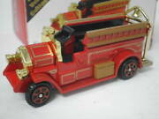 Out Of Print Discontinued Disney Tomica Big City Vigle Fire Engine Tokyo Dis