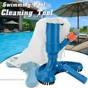 Swimming Spa Pool Pond Suction Vacuum Suction Head Brush Cleaner Fountain Clean