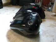 Harley 2000 Fatboy Softail Tank And Fenders, Oem