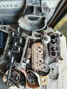 1920s Fiat 501 Engine Italian Vintage Sports Car Part Vscc Special Tipo 101 503