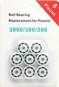 3900 Sport Pool Cleaner Wheel Ball Bearing 9-100-1108 Replacement For Polaris