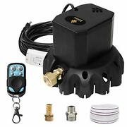 1200 Gph Remote Control Switch On-off Pool Cover Pump,including 3