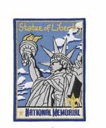 Boy Scout Official Statue Of Liberty New York National Park Jacket Patch Emblem