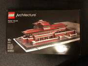 Lego Architecture Robie House 21010 In 2011 New Retired
