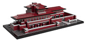Lego Architecture Robie House 21010 In 2011 Used Retired