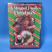 A Muppet Family Christmas Dvd Rare Watch Out For The Icy Patch Waka Waka New