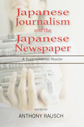 Rausch Anthony S-japanese Journalism And The Japa Book New