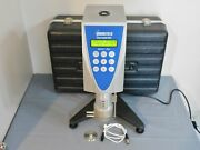 Brookfield Dv-ii+ Pro Lvdv-ii+ P Cp Cone And Plate Viscometer For Small Samples