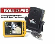 Iball Pro Wireless Magnetic Trailer Hitch Rear View Camera Digital